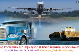 Dịch vụ chuyển phát nhanh từ Hà Nội và Sài gòn sang Ý (Italia) giá rẻ giao tận nơi
