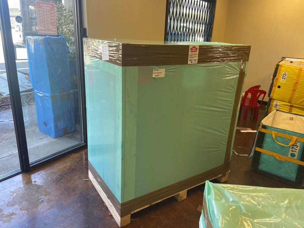 Dịch vụ vận chuyển - chuyển phát nhanh thiết bị y tế và máy siêu âm của Indochina247.com 4