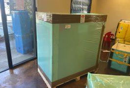 Dịch vụ vận chuyển - chuyển phát nhanh thiết bị y tế và máy siêu âm của Indochina247.com 3