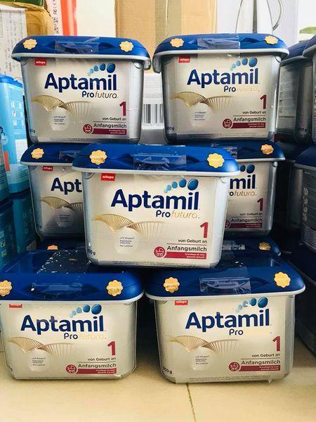 Nhận chuyển phát nhanh hàng sữa bột từ Đức về Việt Nam