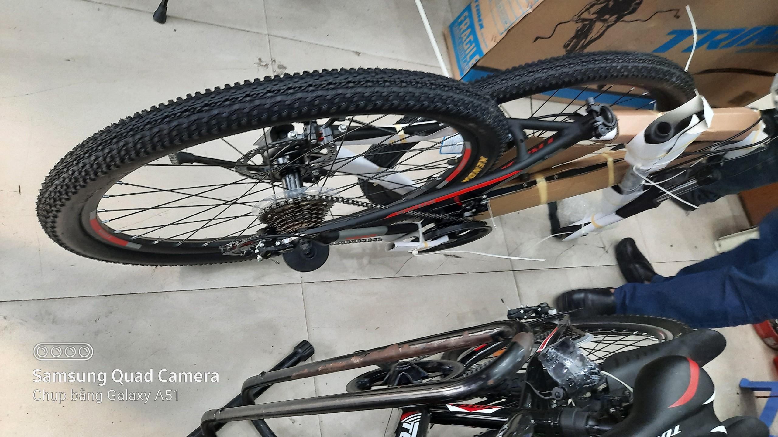 Chuyển phát nhanh phụ tùng xe đạp từ Mỹ Nhật Hàn