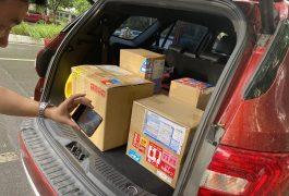 Chuyển phát nhanh hàng xách tay đồ điện tử và phụ tùng ô tô từ Hàn Quốc - Nhật - Singapore 1