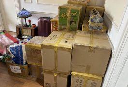 Dịch vụ vận chuyển hàng đồ gia dụng từ Việt Nam đi Campuchia