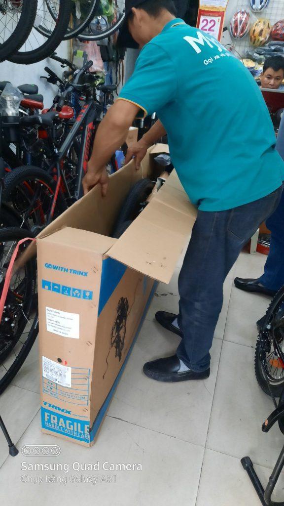 Nhận order xách tay chuyển phát nhanh phụ tùng ô tô xe máy xe đạp Mỹ Nhật Hàn