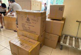 Chuyển phát nhanh hàng thực phẩm đi Hong Kong và Đài Loan giá đẹp