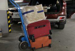 Nhận chuyển phát nhanh hàng xách tay từ Singapore không giới hạn khối lượng