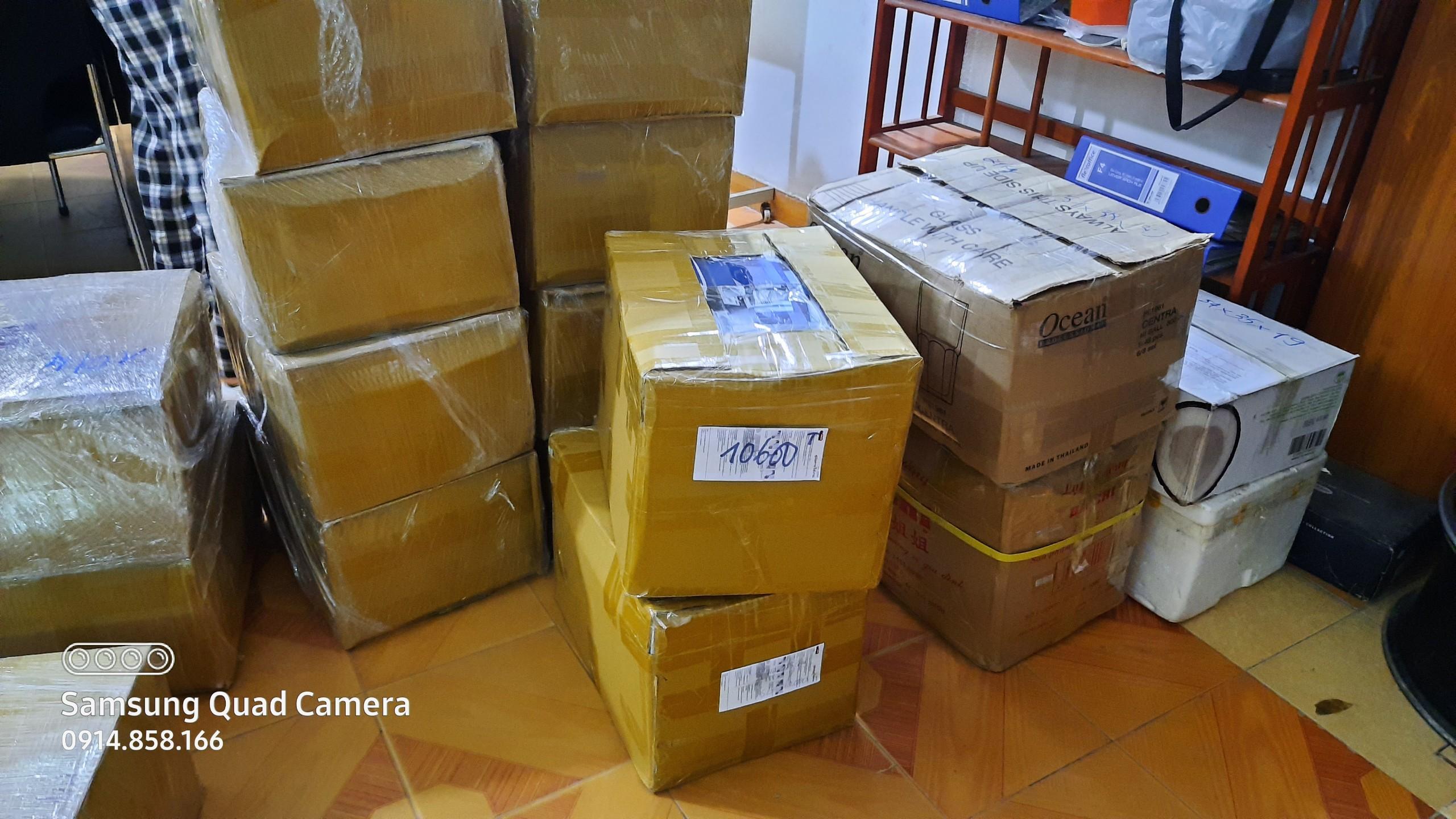 Thông quan nhập khẩu gia vị Hạt mù tạt vàng từ Ấn Độ về Việt Nam