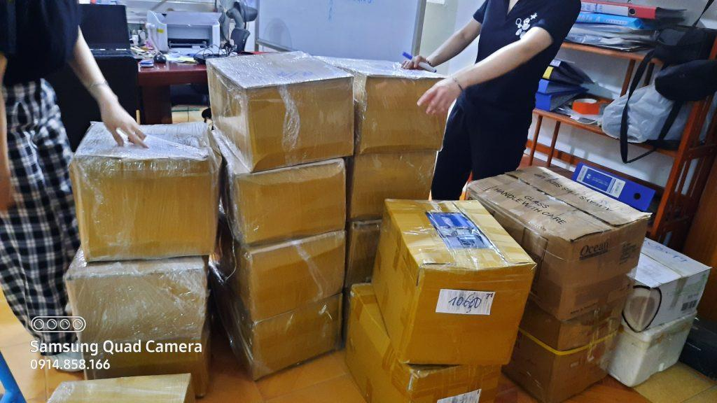 Báo giá dịch vụ chuyển phát nhanh hàng đi Mỹ qua UPS