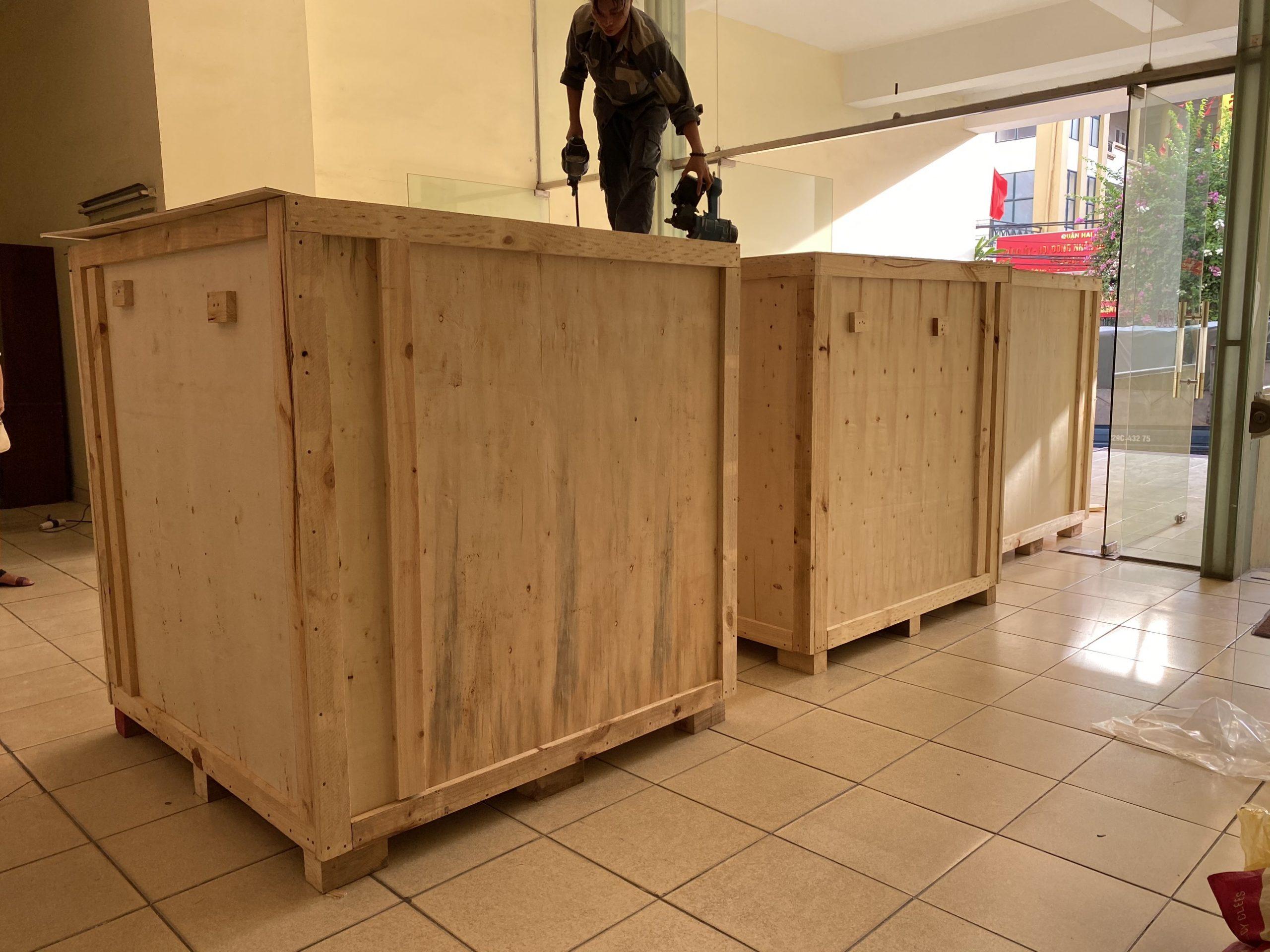 Quy trình vận chuyển chuyển phát nhanh hàng mẫu từ Mỹ về Việt Nam