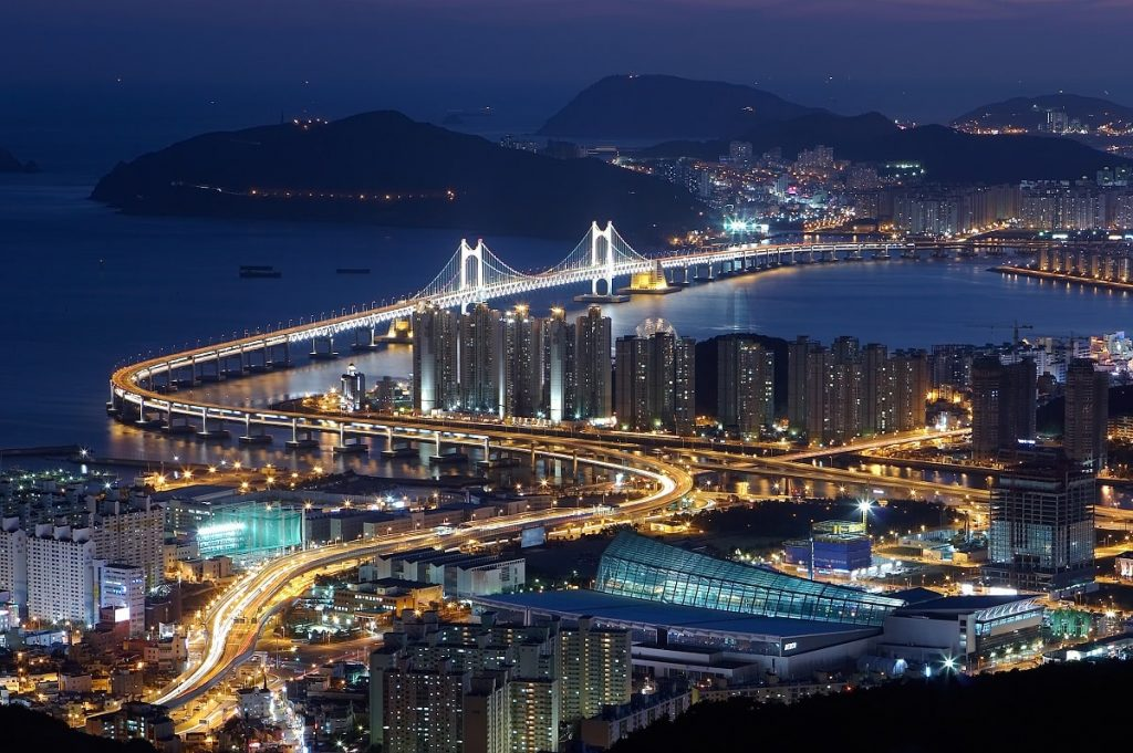 Bất ngờ với bảng giá đường biển hàng LCL đi cảng Busan, Hàn Quốc rẻ như cho