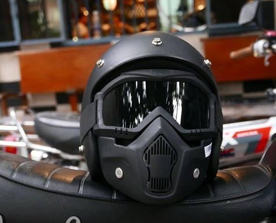 Dịch vụ mua hộ chuyển phát nhanh đồ bảo hộ xe moto từ Mỹ về Việt Nam