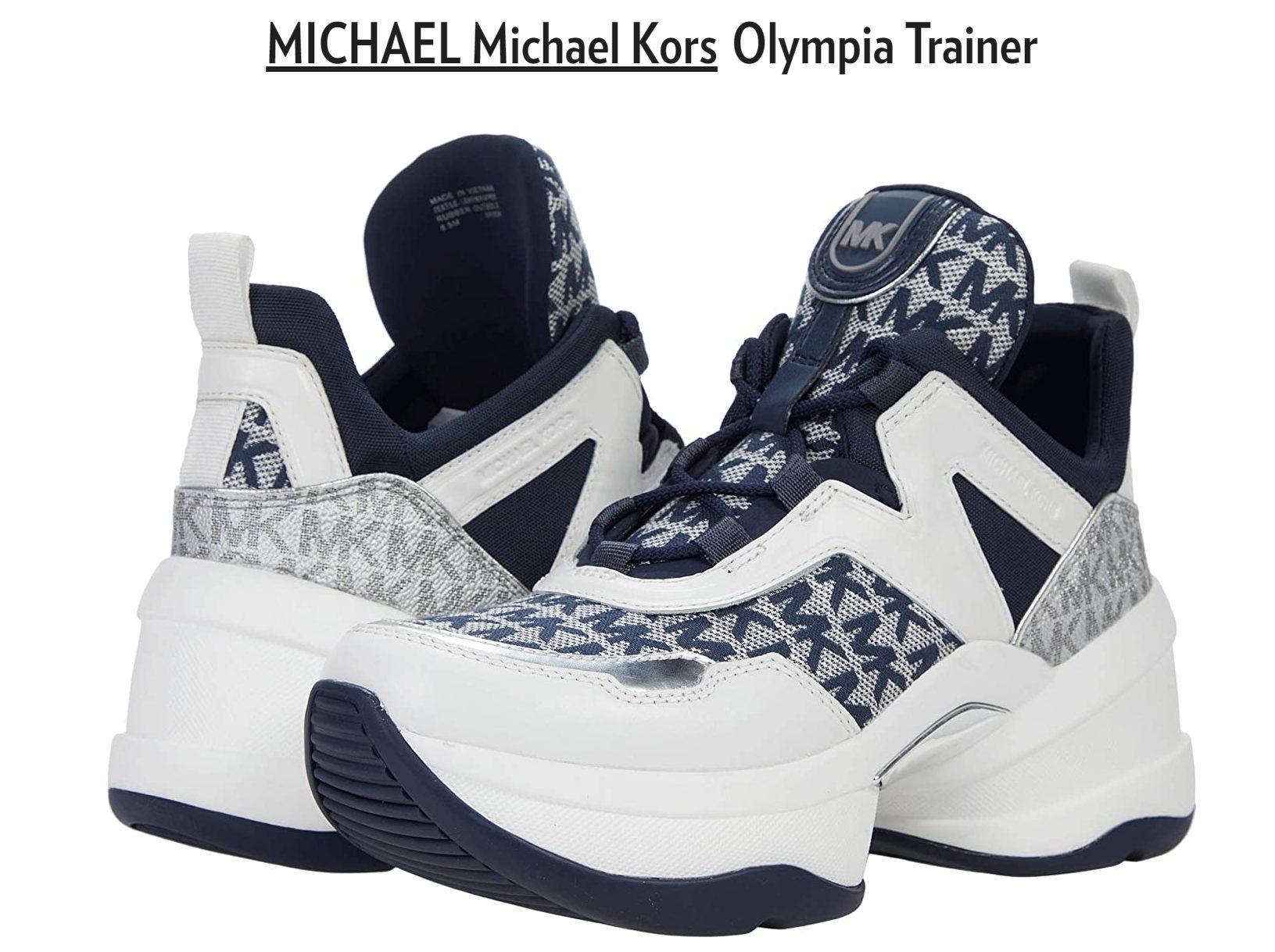 Chuyên ship order hàng xách tay giày thể thao Michael Kors