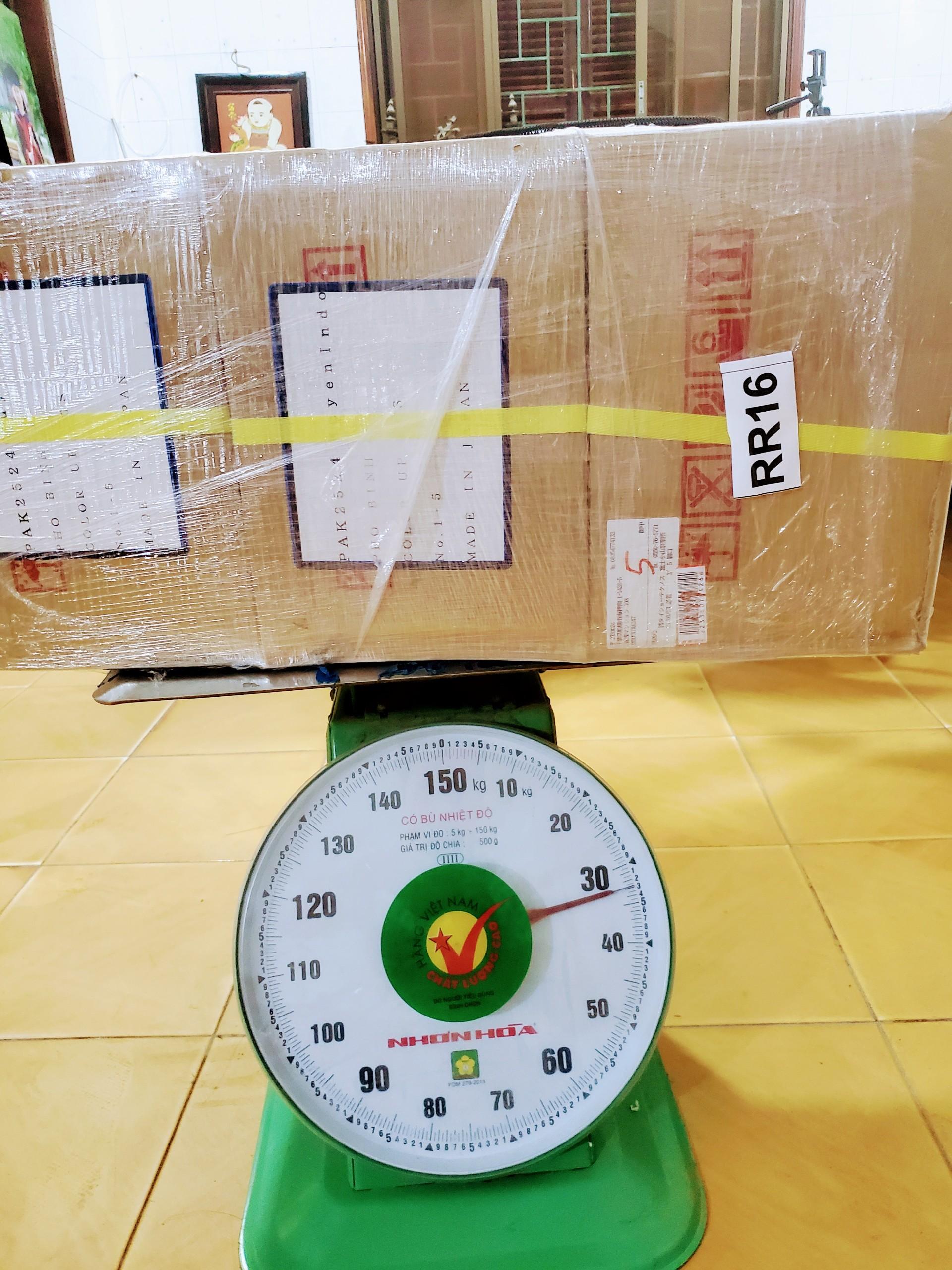 Nhận gửi hàng xách tay thông quan phụ gia thực phẩm từ Nhật và Hàn chuyên nghiệp