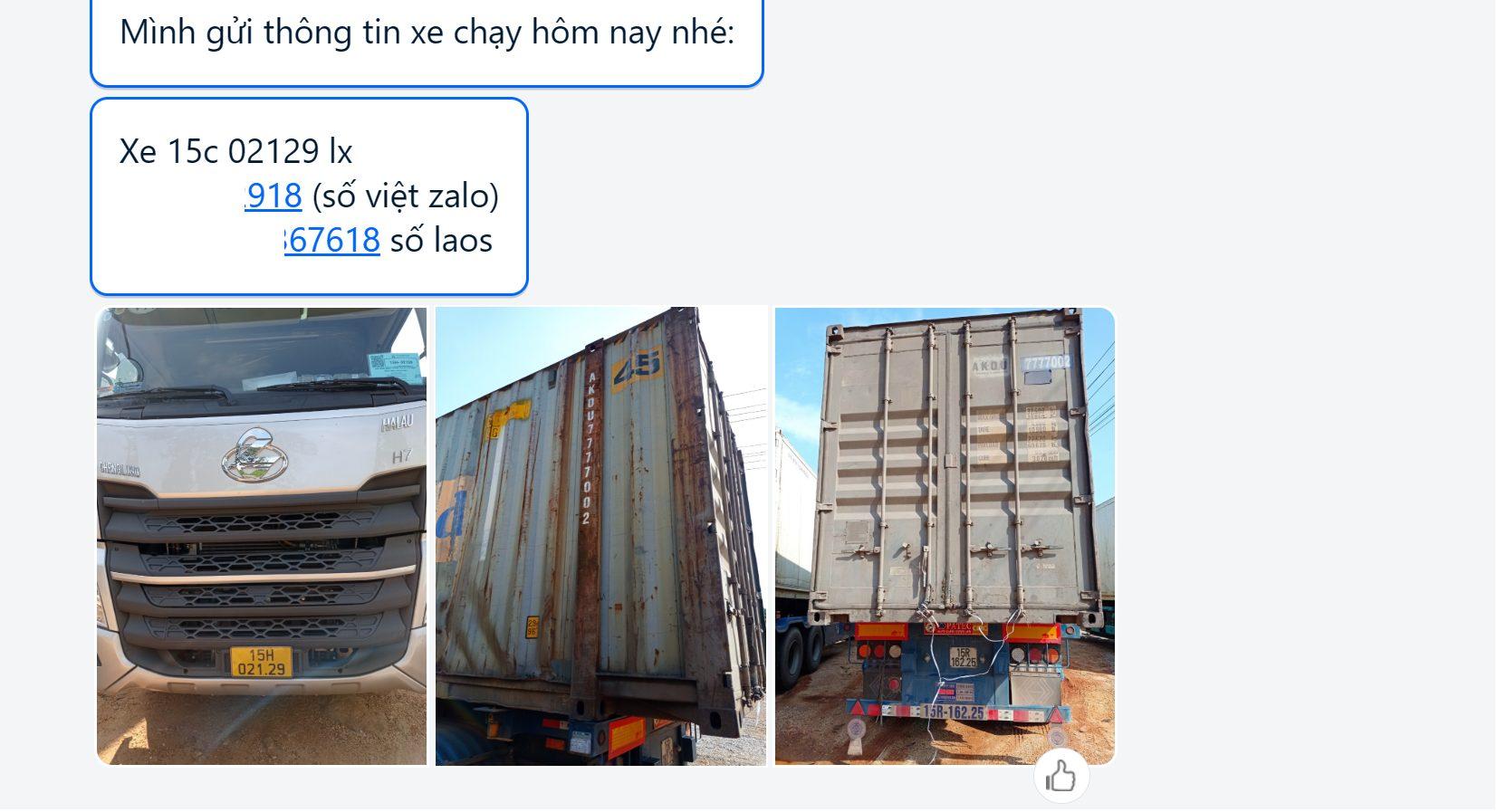 Thủ tục hải quan, vận chuyển vải vóc từ Lào có khó không?