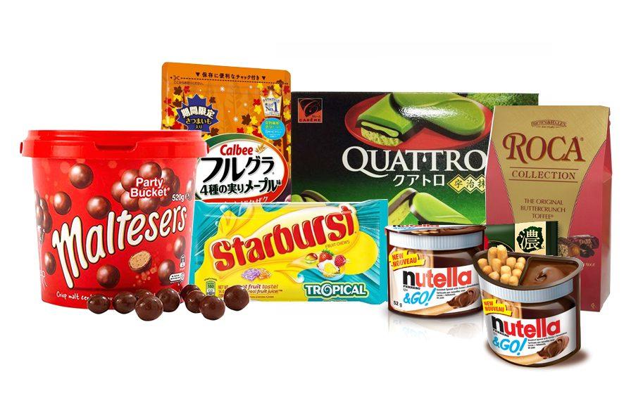 Dịch vụ mua hộ chuyển phát nhanh bánh kẹo từ Mỹ về Việt Nam