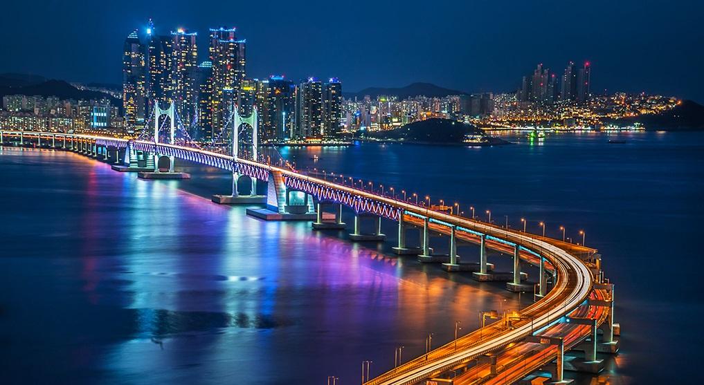 Dịch vụ vận chuyển hàng hóa đường biển đi Busan Hàn Quốc
