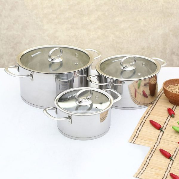 Express Delivery Of Stainless Steel Pots From Korea To Vietnam