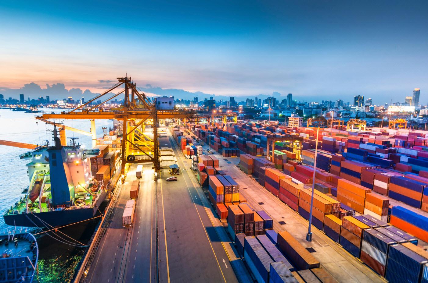 Tư vấn vận chuyển đường biển mặt hàng xe kéo đi Hàn Quốc