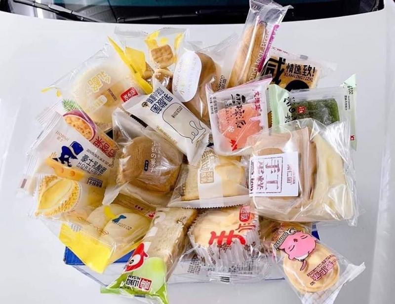 Dịch vụ chuyển phát nhanh đồ ăn đóng gói quốc tế
