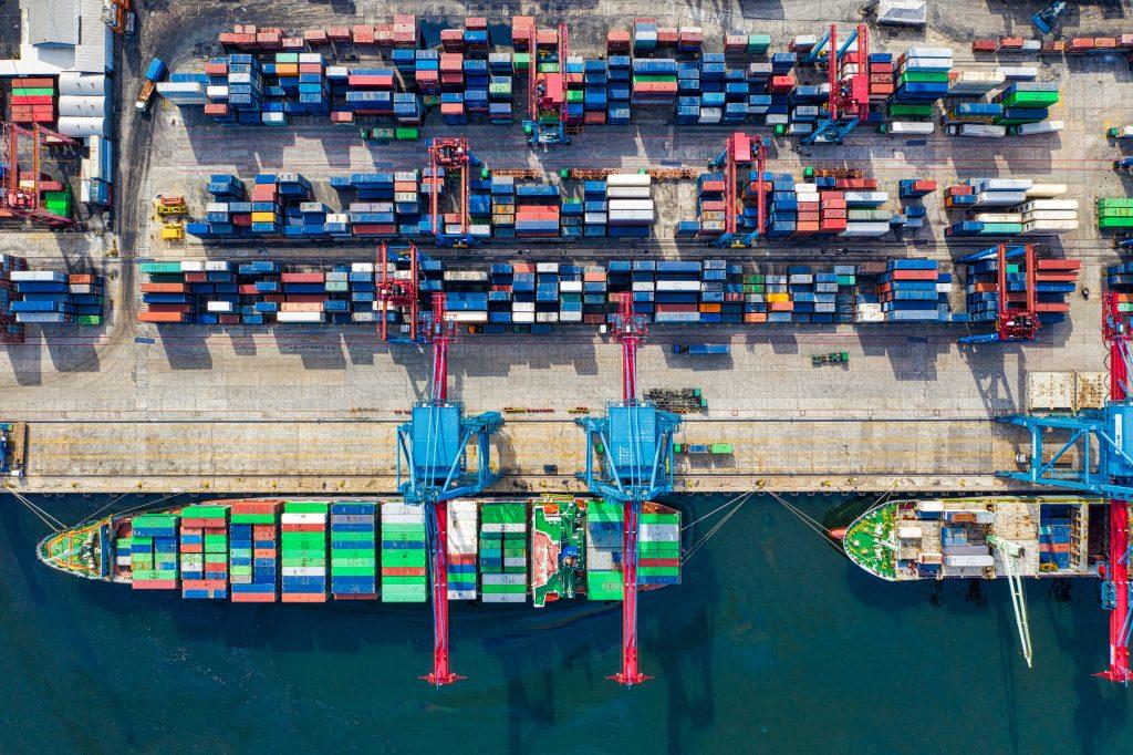 Dịch vụ vận chuyển đường biển và chuyển phát nhanh từ Hàn Quốc về Việt Nam